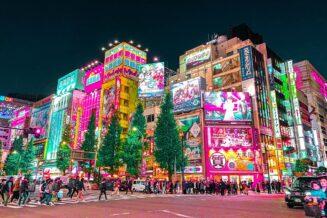 10 Ciekawostek o Tokio
